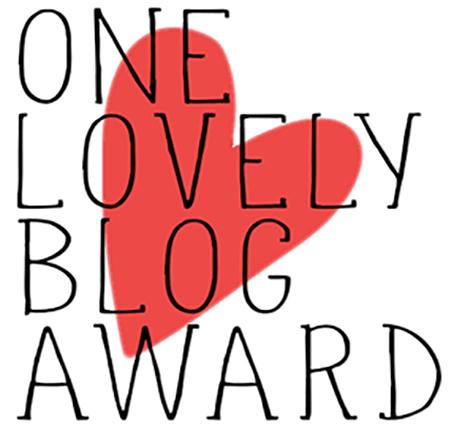 Lovely Blog Award