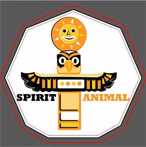 Spirit animal award
