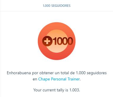 1000followers